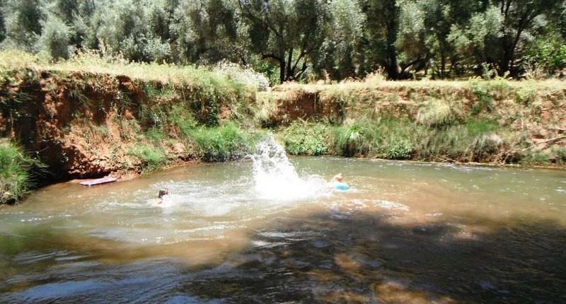 Quelle nahe Ouzoud